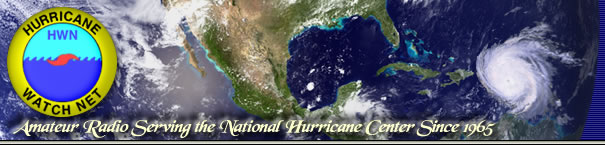 Amateur Radio Serving the National Hurricane Center Since 1965